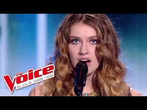 The Voice 2016│Manon Palmer (saison 4) « Laisse-moi partir »│Prime 2