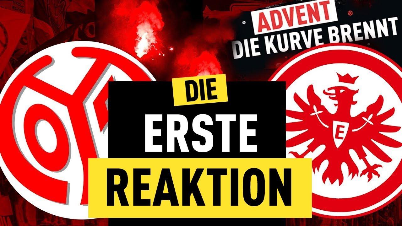 Bitter Eintracht Frankfurt Verliert Wieder In Mainz Fussball 2000 Der Eintracht Videopodcast