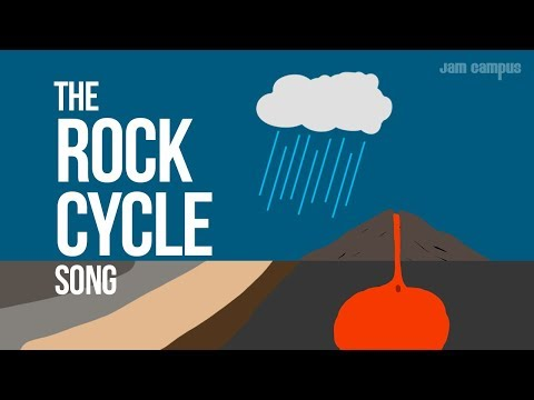 THE ROCK CYCLE SONG