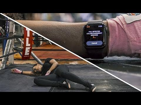 Apple Watch Series 4 Fall Detection Tested By a Hollywood Stunt Double