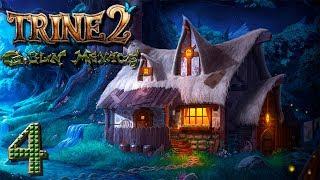 Trine 2: Goblin Menace прохождение на геймпаде часть 4 Пустыня в сумерках