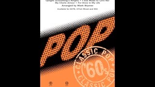 Stevie In The 60's  3-part Mixed Choir  - Arranged By Mark Brymer