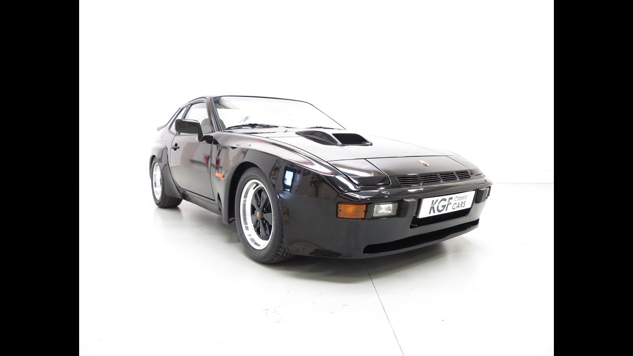 One Of 75 Uk Porsche 924 Carrera Gts With Just 55268 Miles And Full Service History Sold