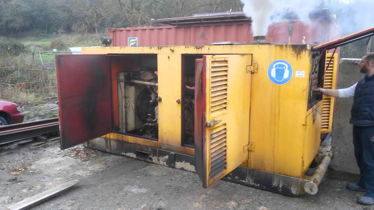 CAT 200 KVA Generator