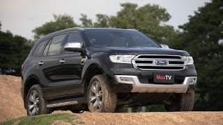 Test Drive FORD Everest By MaxTV / 25 Jun 2016