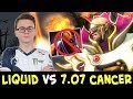 Liquid shows how to counter 7.07 biggest CANCER Anti-Mage