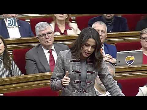 Torra se niega a pedir calma a los CDR y pierde los papeles con PP y Ciudadanos