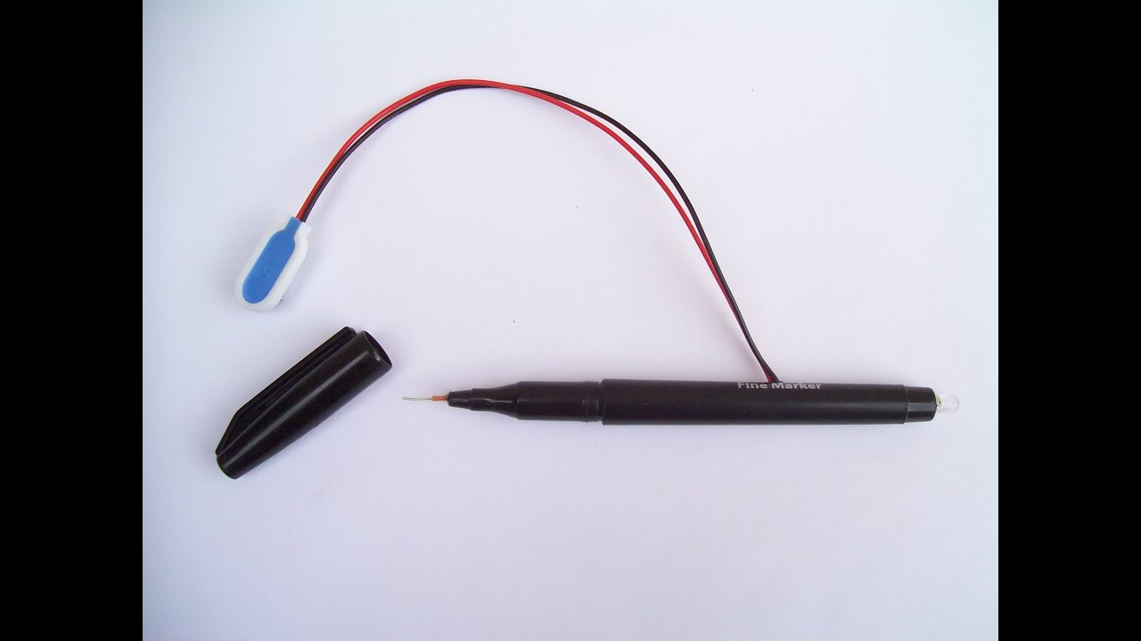 Lets build a RF Pen detector .A good tool for testing small FM transmitters.