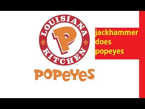 BSC Food Video Review #019: Popeyes Louisiana Kitchen - Chicken Tenders & Cajun Fries