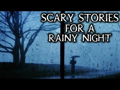 Scary Stories Told In The Rain | TRUE Stories | Thunderstorm