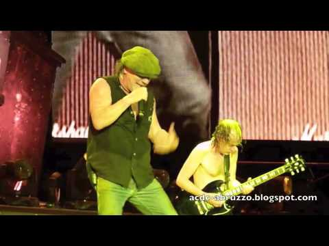 AC/DC HIGH VOLTAGE LIVE SYDNEY 2010 HIGH...