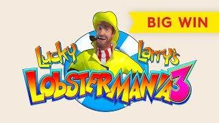 Lucky Larry's Lobstermania 3 Slot - LONGPLAY BATTLE!