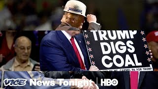 Trumps Saves Coal & Stealing France.com: VICE News Tonight Full Episode (HBO)
