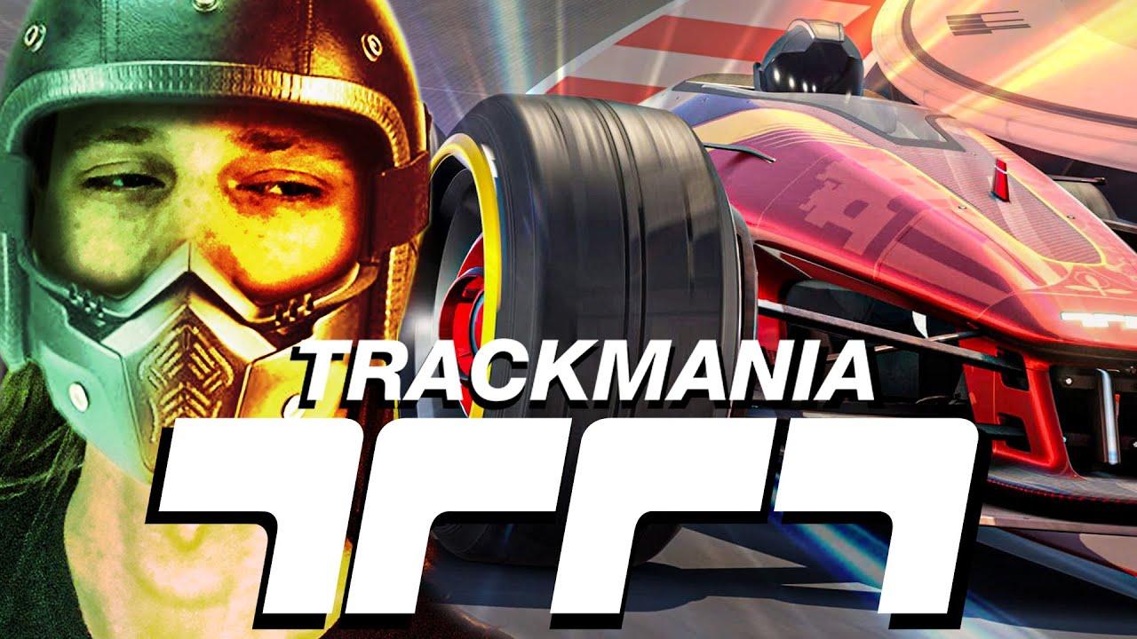 Pfeilschnell vorbei an der Community | TrackMania 2020 mit Valentin #2