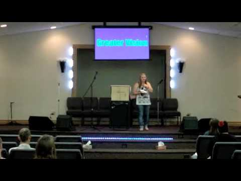 GV 6-22-14 [Guest Speaker: Sarah Alexander]