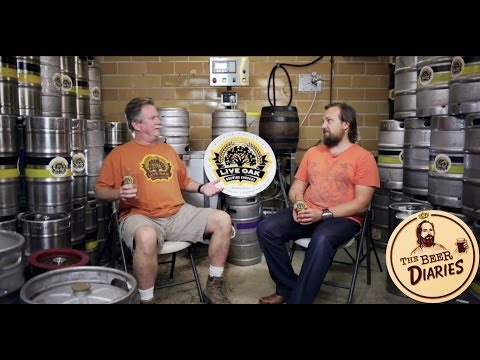 The Beer Diaries #13 Live Oak Brewing Company