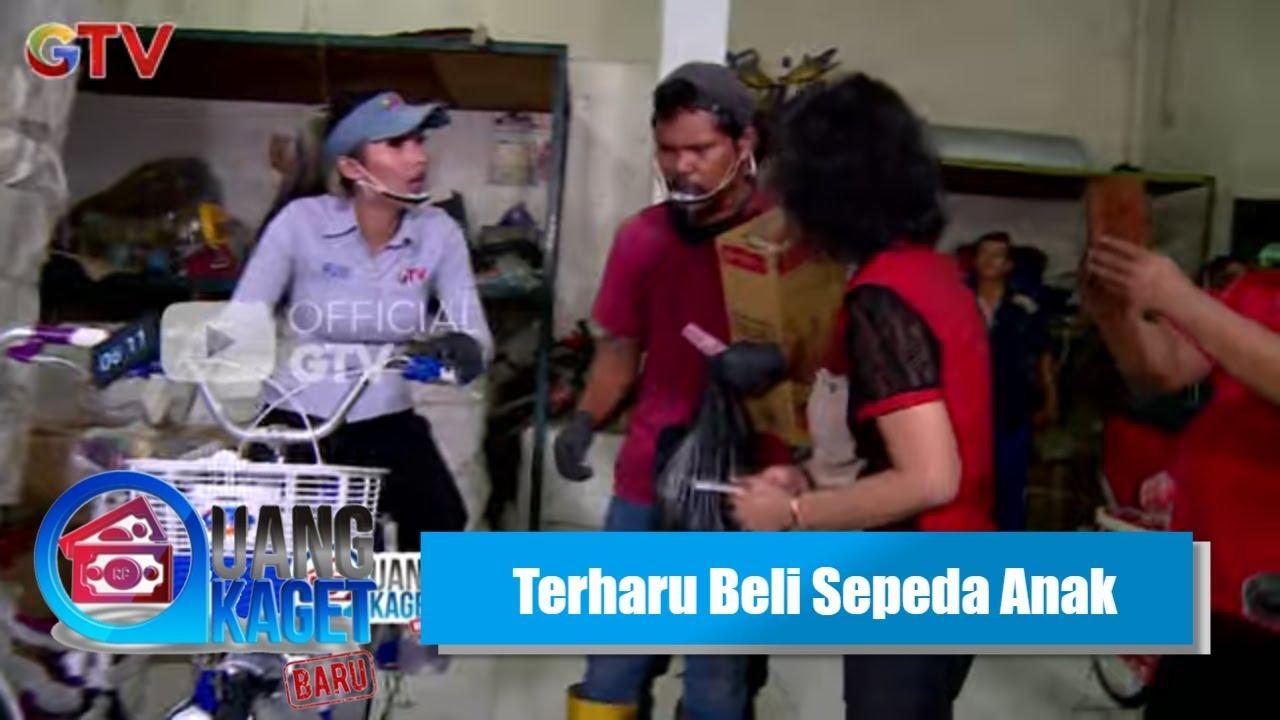 Pak Saepudin Terharu Bisa Beli Sepeda Buat Anak Kembarnya | Uang Kaget | Eps 419 (2/3)