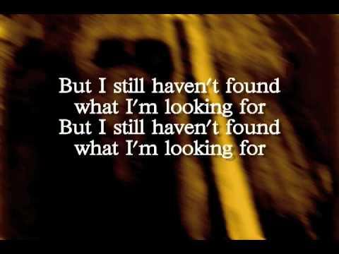 Still Havent Found