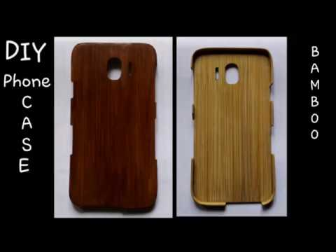 DIY – ABSOLUTELY COOL PHONE CASE FROM BAMBOO