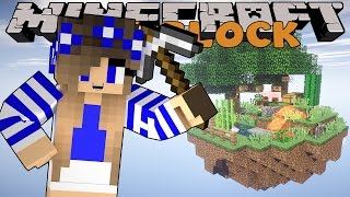 Minecraft-Little Carly Skyblock-GROWING OUR FARM w/Little Kelly.