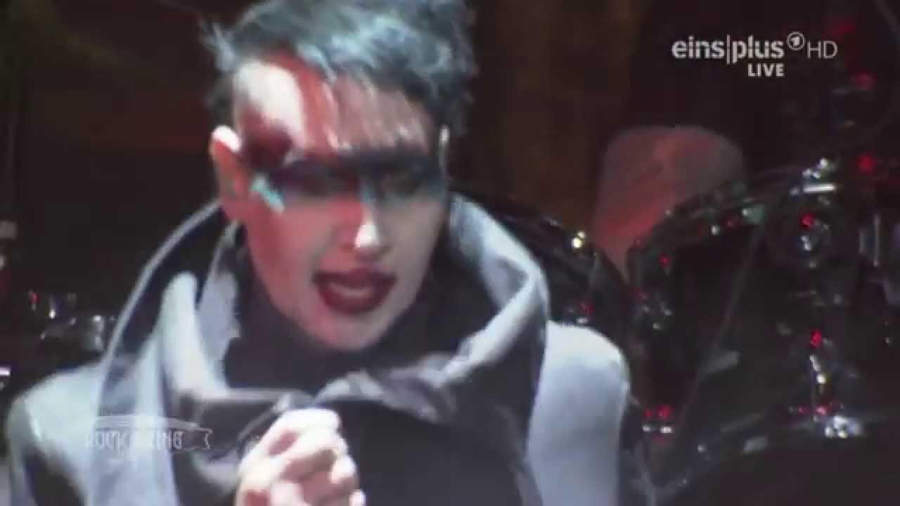 Marilyn Manson  Rock Am Ring