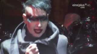 Marilyn Manson - Rock am Ring 2015 (PART 2)