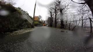 Bergen City Halv-Marathon med barnevogn