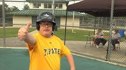Jacksonville Miracle League puts players with disabilities on the field