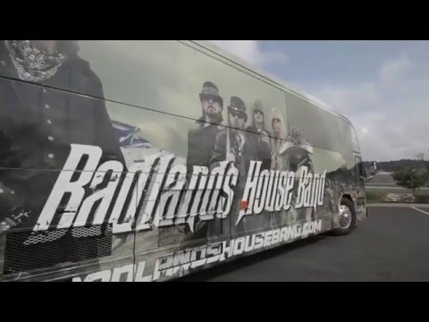 Badlands House Band - Ghost Riders in the Sky [Official Music Video]