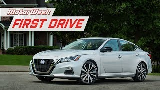 2019 Nissan Altima | First Drive