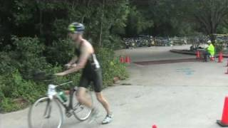 2009 TriRock Triathlon Recap - Rockwall County Kiwanis