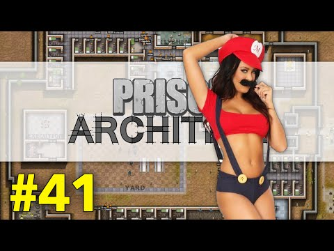Prison Architect #41 - Sexy Plumber