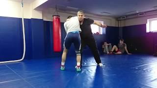 Вольная борьба-броски со стойки( freestyle wrestling techniques)