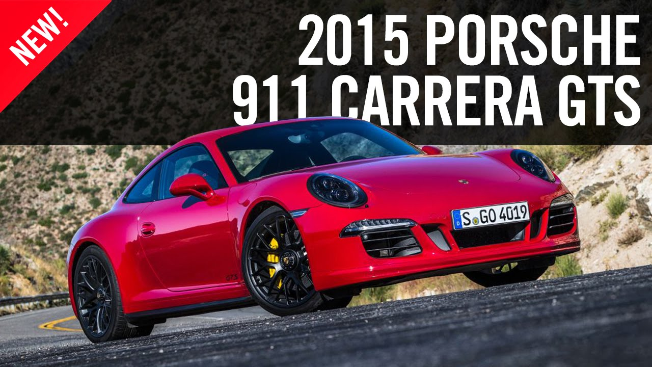 2015 porsche 911 carrera gts review youtube. Black Bedroom Furniture Sets. Home Design Ideas