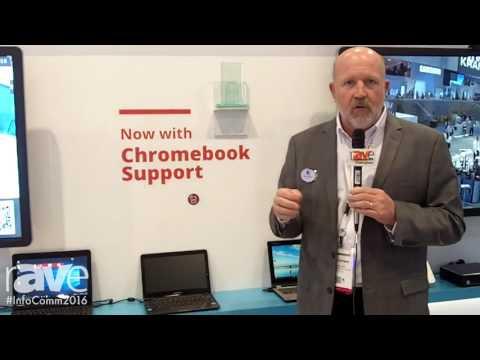 InfoComm 2016: Kramer Showcases VIA System Chromebook Support