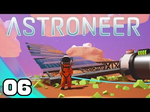 Astroneer - Ep. 6: Solar Panel Adventures