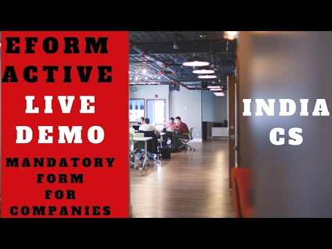 Inc 22A ACTIVE FORM - LIVE DEMO (PART II) COMPANY KYC
