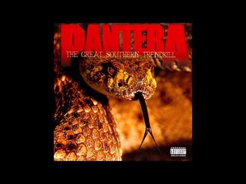 PanterA - The Great Southern Trendkill (Full Album)