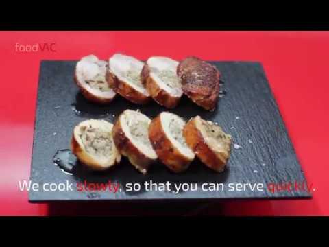 foodVAC Guinea Fowl Regeneration
