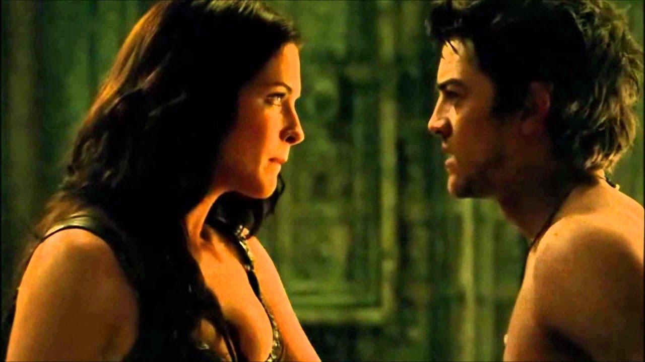 richard and kahlan relationship problems