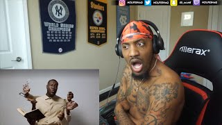 STORMZY - SOUNDS OF THE SKENG (REACTION!!!)