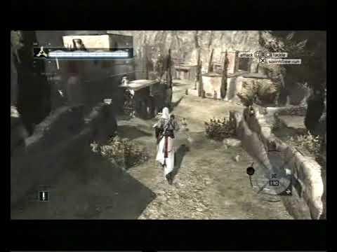 Assassin's Creed, Career 257, Masyaf, To Jerusalem