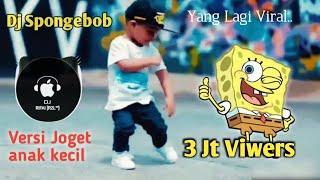 Download Lagu DJ SPONGEBOB TERBARU 2020 FULL BASS FULL VOLUME JOGET ANAK KEREN KIDS| (nanda lia) mp3