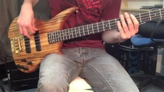 Bass cover - Shubada Du Ma Ma - Steve Miller Band