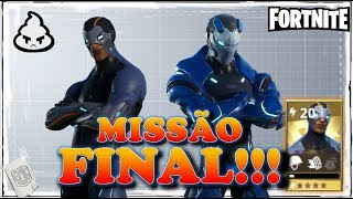 Carbure! Nouveau héros MYTHICAL Comment l'obtenir? Mission finale ! Fortnite sauve le monde