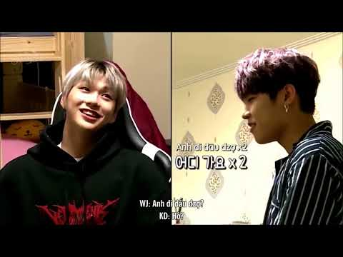 [VIETSUB] Woojin @ 'It's Dangerous Beyond The Blankets'