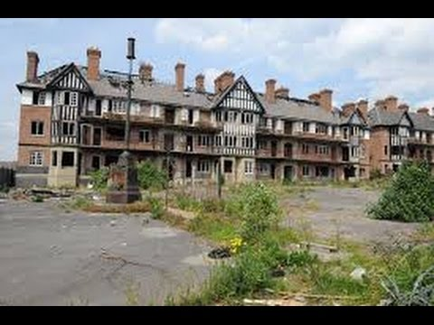 ABANDONED APARTMENTS (LIVERPOOL)