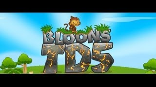 Bloons TD 5 Android App Review (Gameplay)