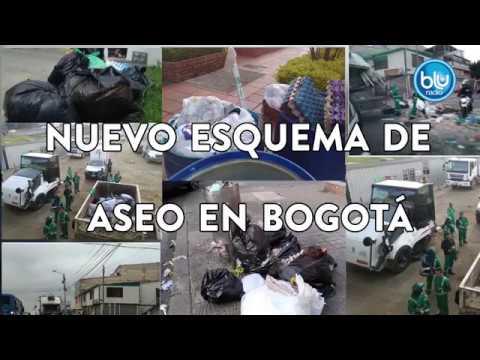 ¿Cómo funciona el nuevo esquema de aseo en Bogotá? | Blu Radio