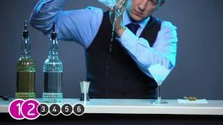 видео Мартини с водкой: рецепт коктейля